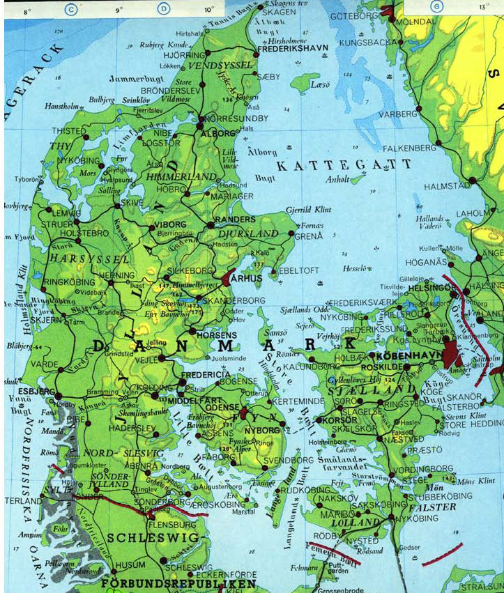 eniro norge karta